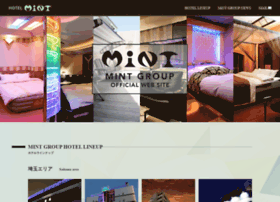 Mintgroup.co.jp thumbnail