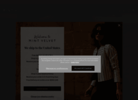 Mintvelvet.co.uk thumbnail