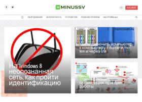 Minussv.ru thumbnail