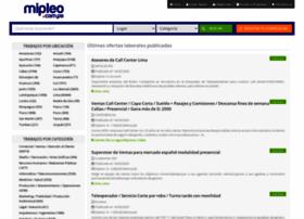 Mipleo.com.pe thumbnail