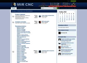 Mir-cnc.ru thumbnail