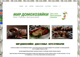 Mir-domohozyaiki.ru thumbnail