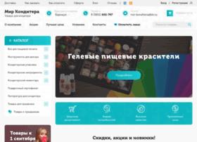 Mir-konditera.ru thumbnail