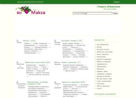 Mir-maksa.ru thumbnail