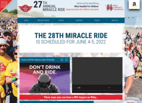 Miracleride.net thumbnail