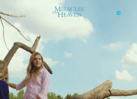 Miraclesfromheaven-movie.com thumbnail