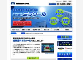Miracool.jp thumbnail