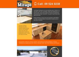 Mirageplumbing.co.nz thumbnail