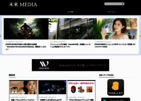 Mirai-media.net thumbnail