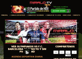 Miralotv.org thumbnail