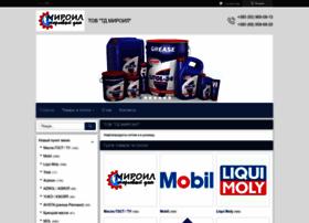 Miroil.com.ua thumbnail