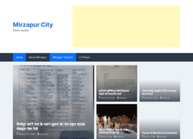 Mirzapurcity.in thumbnail