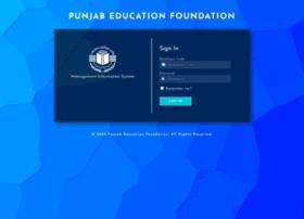 Mis.pefsis.edu.pk thumbnail