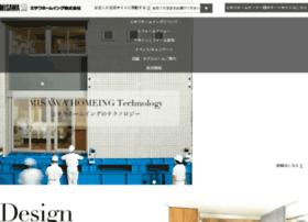 Misawa-homeing.co.jp thumbnail