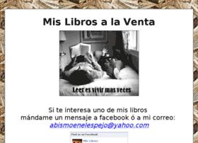 Mislibros.info thumbnail