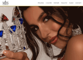 Miss-ceske-republiky.cz thumbnail