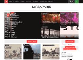 Missaparis.fr thumbnail