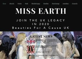 Missearth.co.uk thumbnail