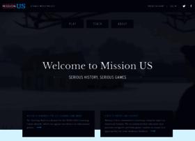 Mission-us.org thumbnail