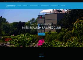 Mississaugasailingclub.com thumbnail