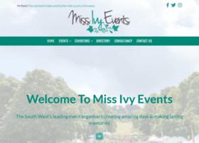 Missivyevents.co.uk thumbnail