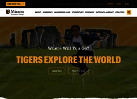Missouri.edu thumbnail