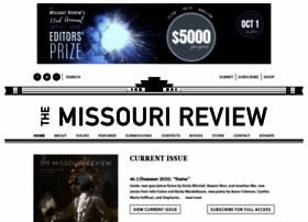 Missourireview.com thumbnail
