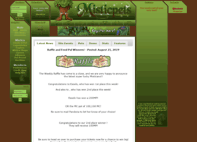 Misticpets.com thumbnail