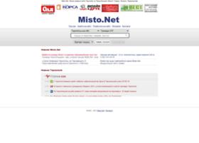 Misto.net thumbnail