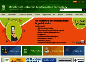 Mit.gov.in thumbnail