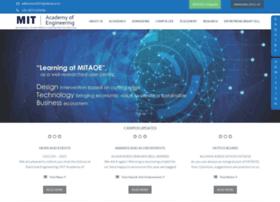 Mitaoe.ac.in thumbnail