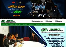 Mitdehradun.org thumbnail