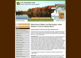 Mitetreatments.com thumbnail