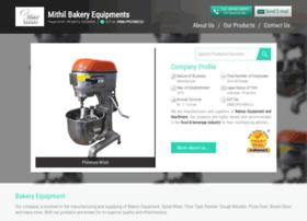 Mithilbakeryequipments.in thumbnail