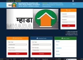 Mitra.mhada.gov.in thumbnail