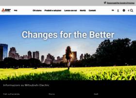 Mitsubishielectric.it thumbnail