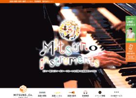 Mitsuno.co.jp thumbnail