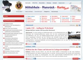 Mittelrhein-kurier.de thumbnail