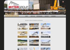 Mitter-group.at thumbnail