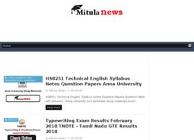 Mitulanews.com thumbnail