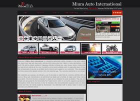 Miuracars.com thumbnail