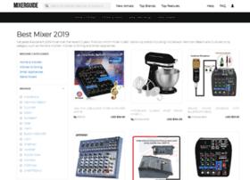 Mixerguide.biz thumbnail