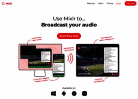 Mixlr.com thumbnail