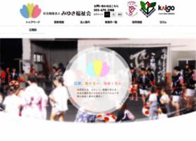 Miyuki-fukushi.jp thumbnail