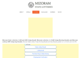 Mizoram.lotteries.ind.in thumbnail
