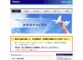 Mizuho-vc.co.jp thumbnail