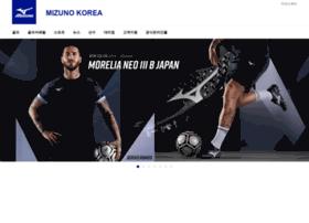 Mizuno.co.kr thumbnail