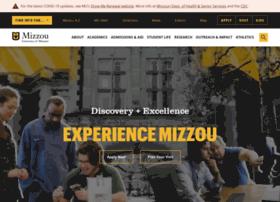 Mizzou.edu thumbnail