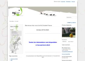 Mjcanatolefrance.fr thumbnail