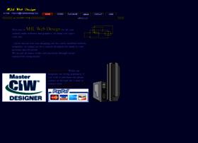 Mjlwebdesign.co.uk thumbnail